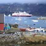holiday in Greenland by ship