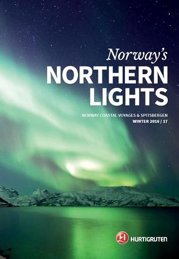Northern Lights cruise winter 2016 2017