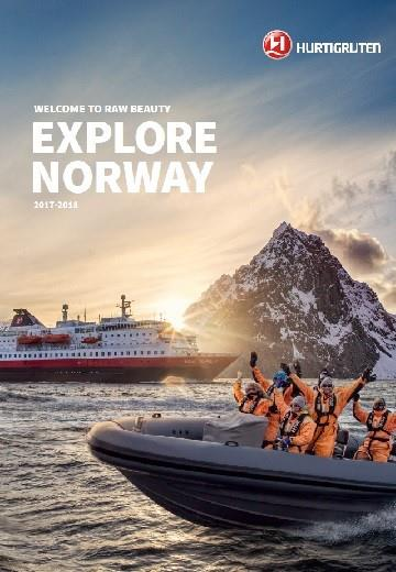 Hurtigruten cruises Norway 2017 2018