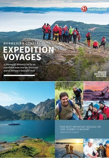 Norwegian expedition voyages 2016-17